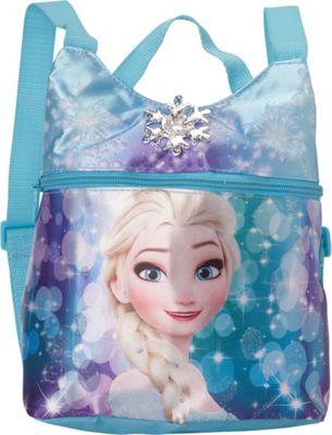 Disney Elsa Mini Backpack Turquoise - Disney Kids' Backpacks