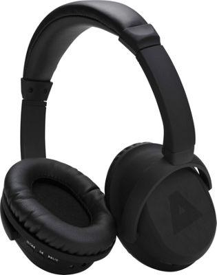 TRAKK Trakkairr Over-The-Ear Noise Cancelling Stereo Wireless Bluetooth Headphones Black - TRAKK Headphones & Speakers