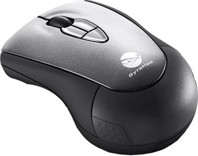 Gyration Air Mouse Mobile Black - Gyration Business Accessories