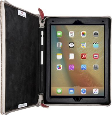Twelve South BookBook for iPad Pro 9.7 inch Vintage Brown - Twelve South Electronic Cases
