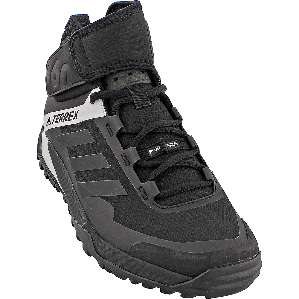 adidas outdoor Mens Terrex Trail Cross Protect Shoe 7 - Black/Black/White - adidas outdoor Mens Footwear - Apparel & Footwear, Men's Footwear