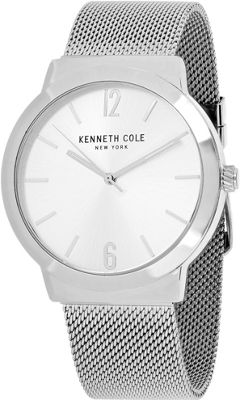 Kenneth Cole Watches Men's Classic Watch Silver - Kenneth Cole Watches Watches