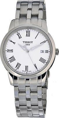 Tissot Watches Men's Dream Watch Silver - Tissot Watches Watches