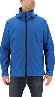 adidas outdoor Mens Wandertag GTX Jacket S - Core Blue - adidas outdoor Men's Apparel