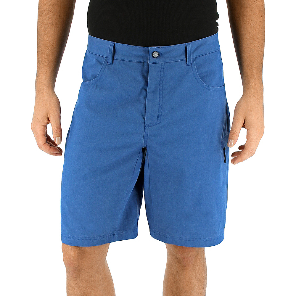 adidas outdoor Mens Felsblock Short 34 - 11in - Core Blue - adidas outdoor Mens Apparel - Apparel & Footwear, Men's Apparel