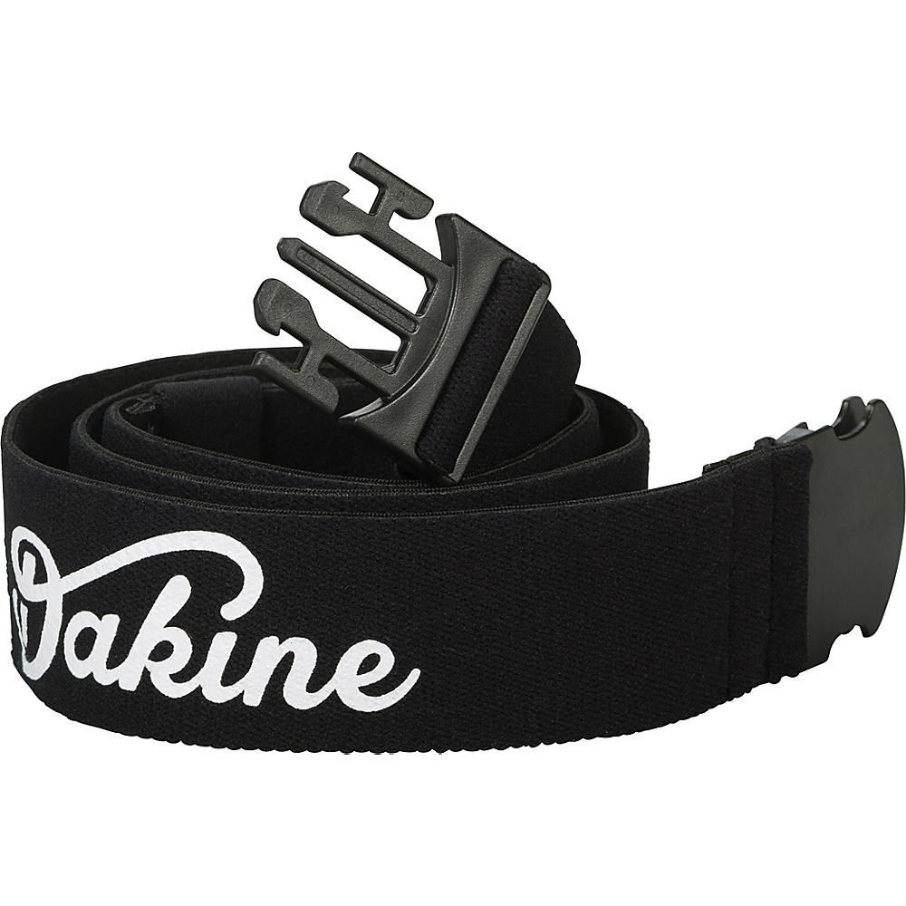 DAKINE Mens Reach Belt One Size - Black Grip - DAKINE Belts - Fashion Accessories, Belts