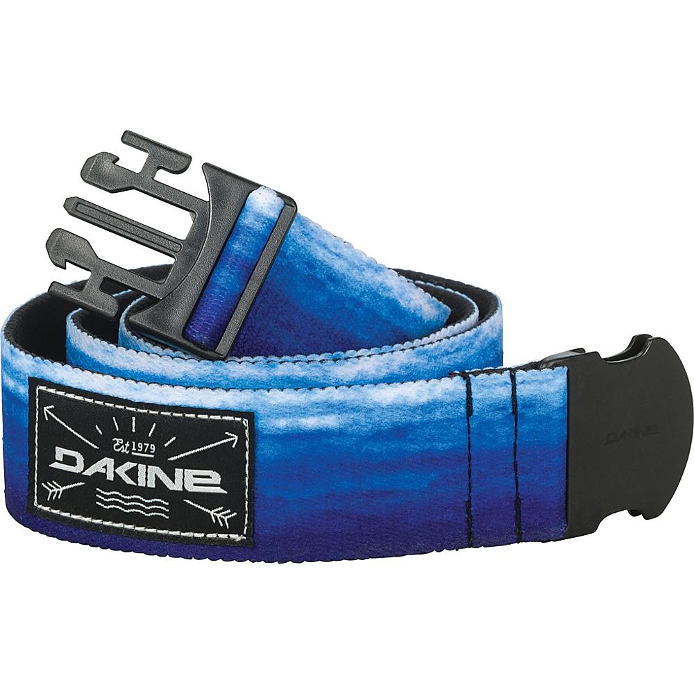 DAKINE Mens Reach Belt One Size - Blue Thrillium - DAKINE Belts - Fashion Accessories, Belts