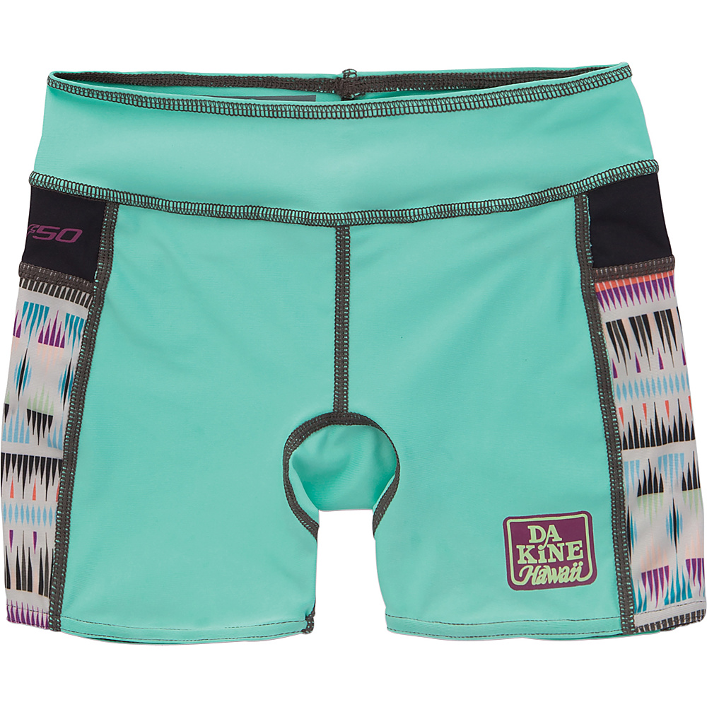 DAKINE Toddler Girls Swim Short 2T - Zanzibar - DAKINE Womens Apparel - Apparel & Footwear, Women's Apparel
