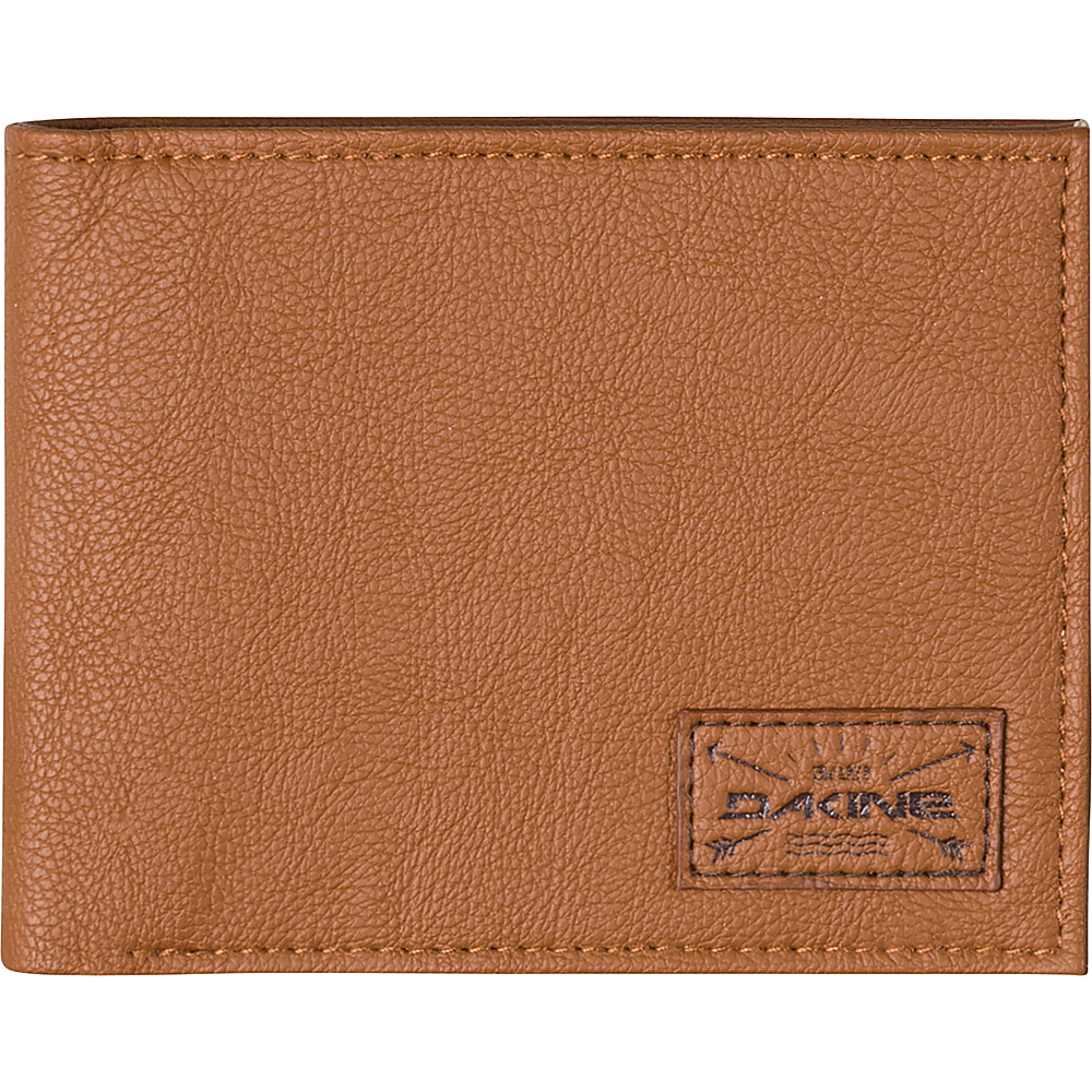 DAKINE Riggs Coin Wallet Brown - DAKINE Mens Wallets - Work Bags & Briefcases, Men's Wallets