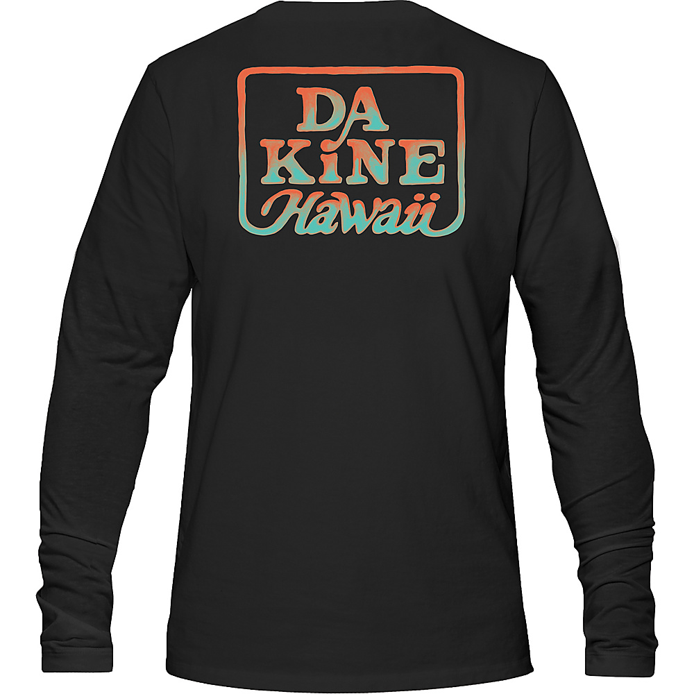 DAKINE Mens Classic Brush Long Sleeve S - Black - DAKINE Mens Apparel - Apparel & Footwear, Men's Apparel