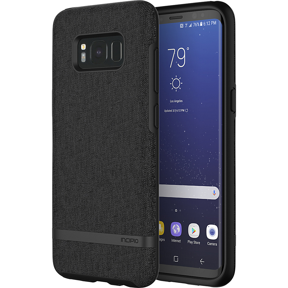 Incipio Esquire Series for Samsung Galaxy S8 Black - Incipio Electronic Cases - Technology, Electronic Cases