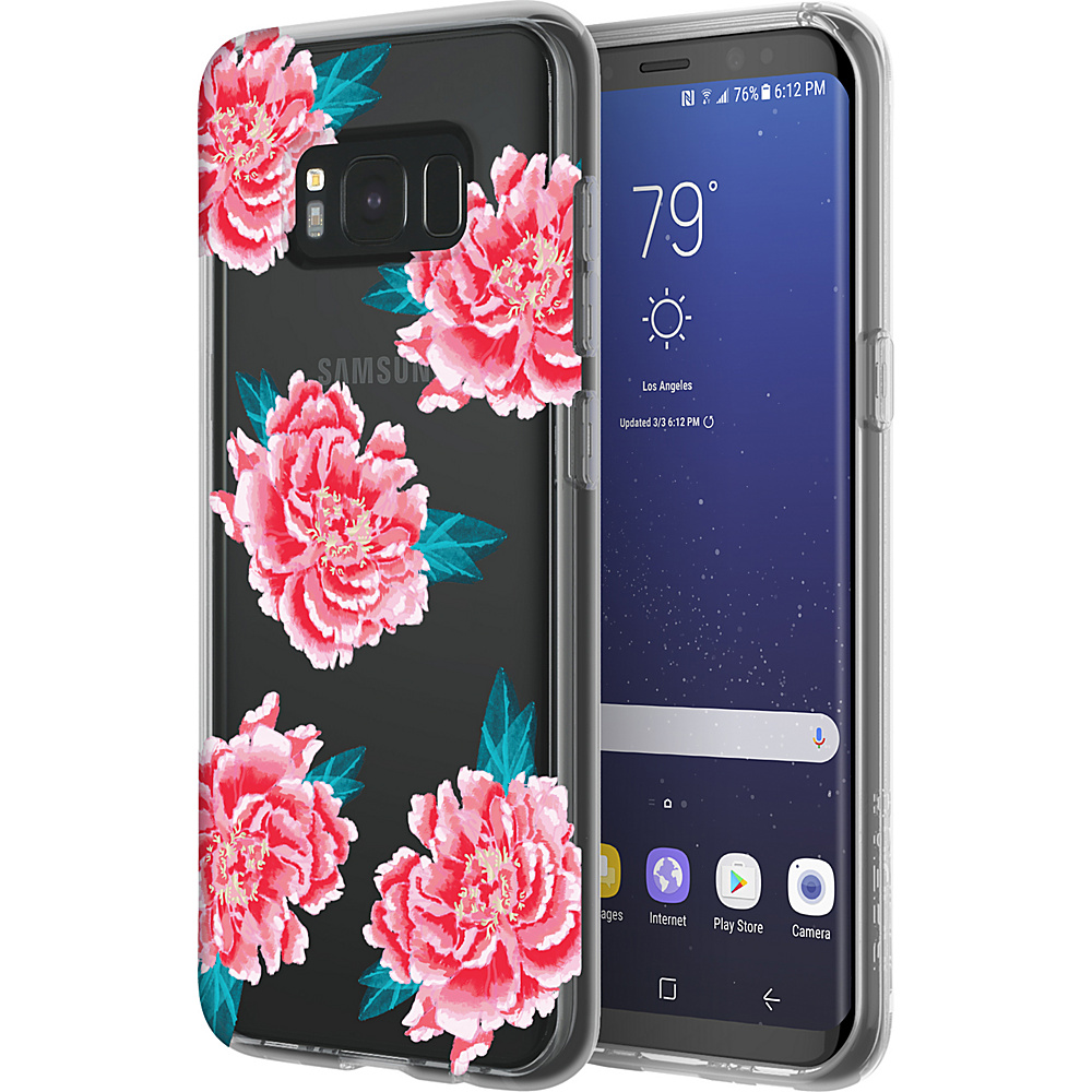 Incipio Design Series Glam for Samsung Galaxy S8 Fleur Rose - Incipio Electronic Cases - Technology, Electronic Cases