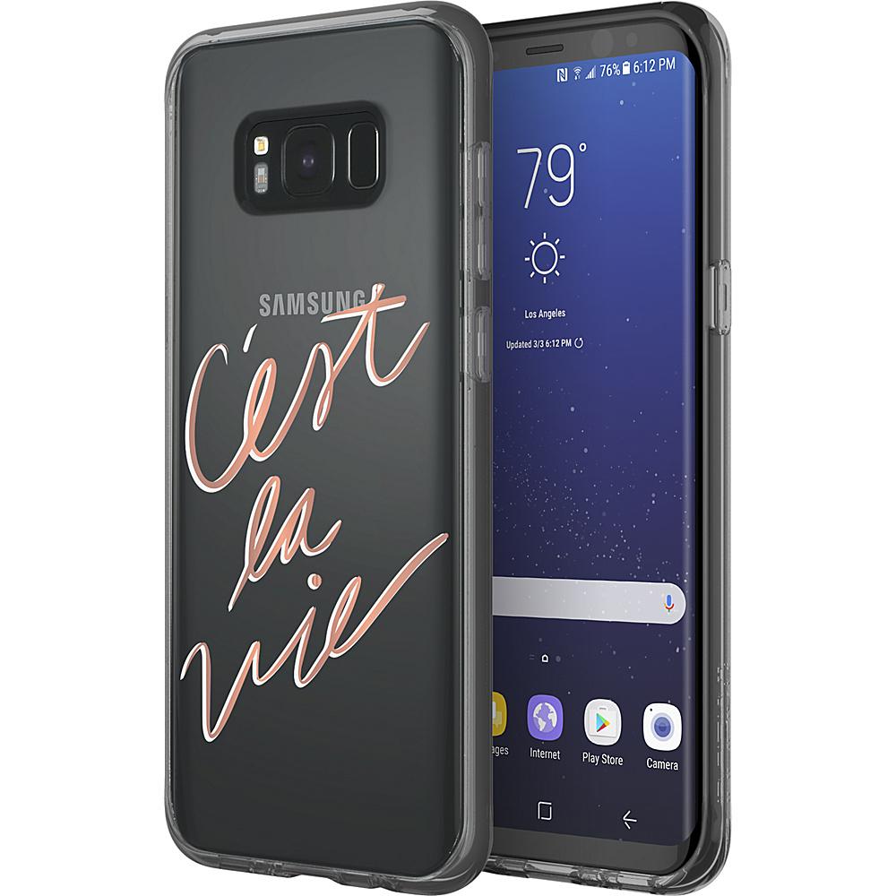 Incipio Design Series Glam for Samsung Galaxy S8+ Cest La Vie - Incipio Electronic Cases - Technology, Electronic Cases