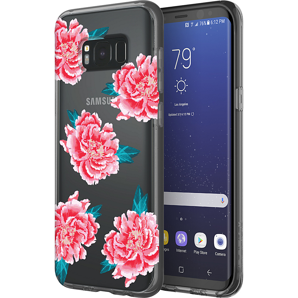 Incipio Design Series Glam for Samsung Galaxy S8+ Fleur Rose - Incipio Electronic Cases - Technology, Electronic Cases