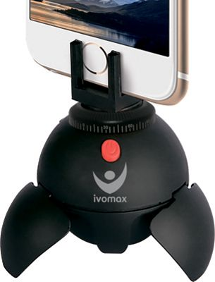 Ivomax Inc. Smartphone Remote Control Camera Stand Black - Ivomax Inc. Camera Accessories
