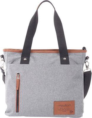 Bugatti Wander Tote Bag Shadow Grey - Bugatti Women's Business Bags