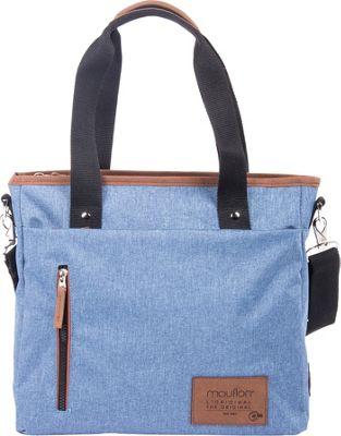 Bugatti Wander Tote Bag Indigo Blue - Bugatti Women's Business Bags