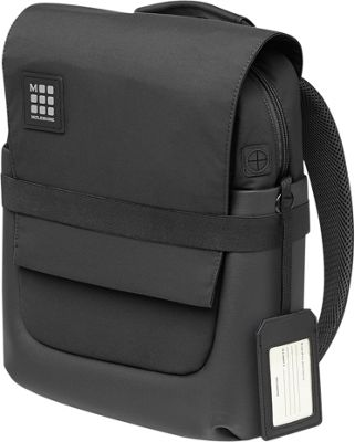 Moleskine ID Small Backpack Black - Moleskine Business & ...