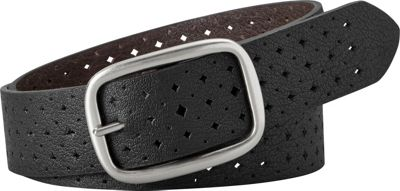 Relic Relic Perf Reversible Belt L - Black/Brown - Relic Belts
