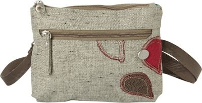 Haiku RFID Impulse Crossbody Mushroom - Haiku Fabric Handbags