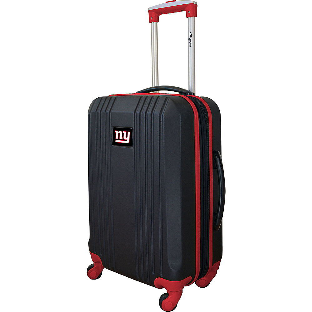 MOJO Denco 21 Carry-On Hardcase 2-Tone Spinner New York Giants - MOJO Denco Hardside Carry-On - Luggage, Hardside Carry-On