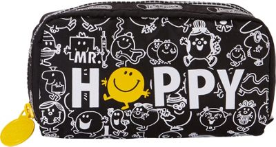 LeSportsac Mr. Men and Little Miss Rectangular Cosmetic Bag Mr. Happy - LeSportsac Women's SLG Other 10571964