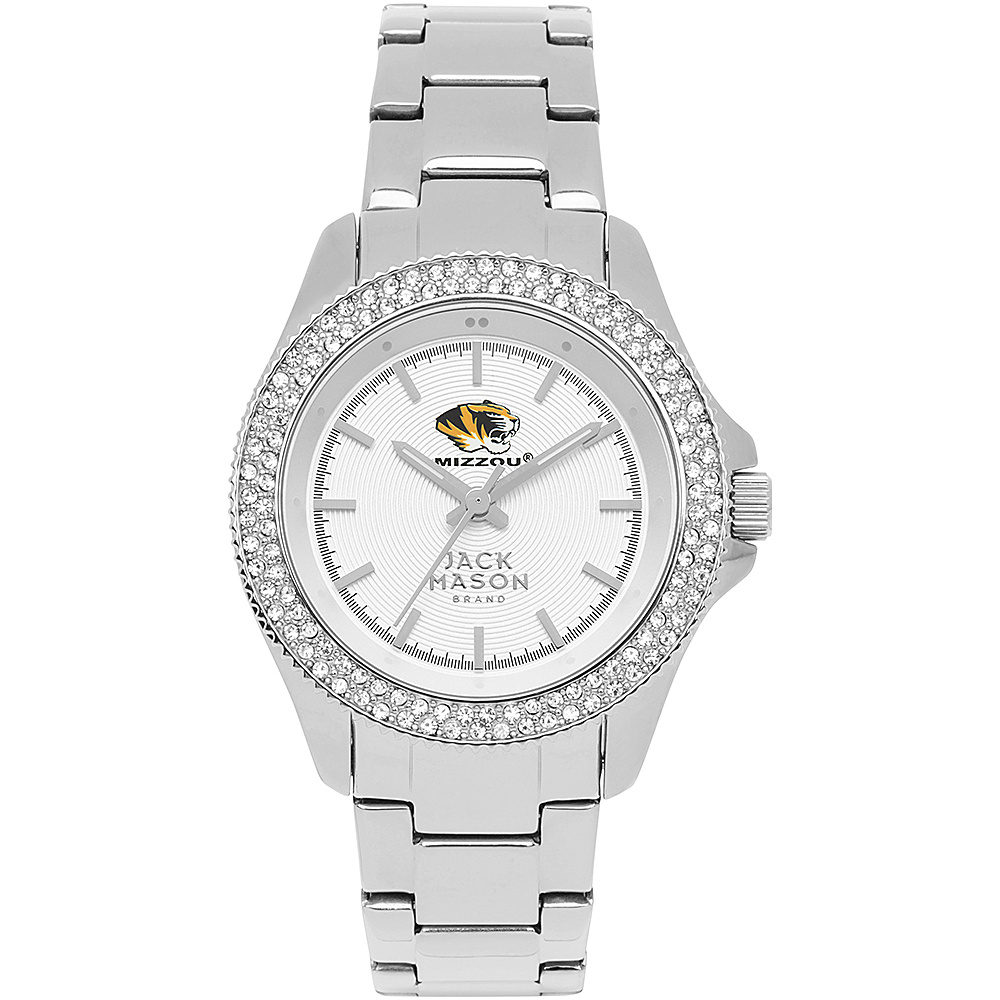 Jack Mason League NCAA Glitz Womens Watch Missouri Tigers - Jack Mason League Watches - Fashion Accessories, Watches