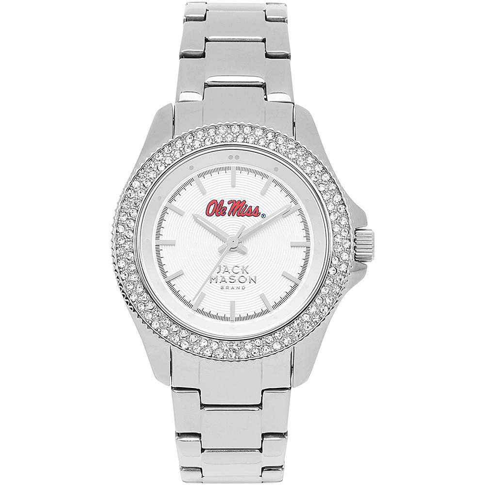 Jack Mason League NCAA Glitz Womens Watch Ole Miss Rebels - Jack Mason League Watches - Fashion Accessories, Watches