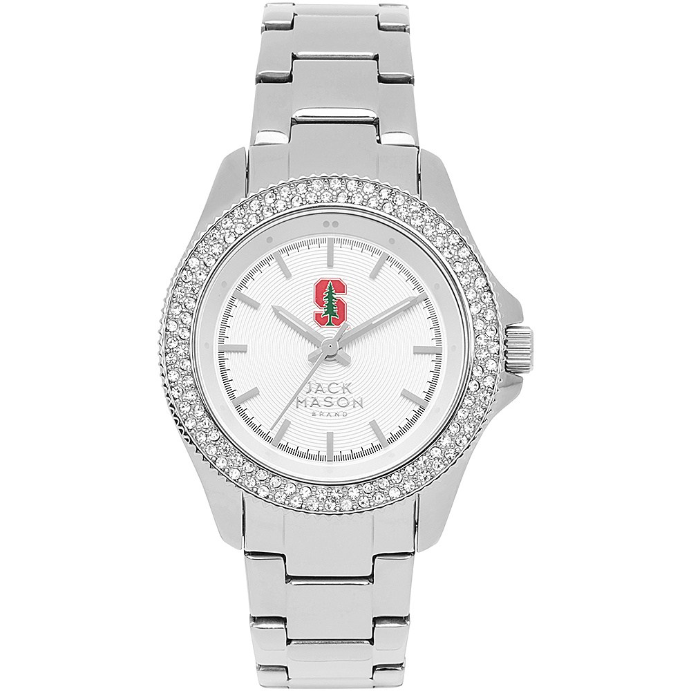 Jack Mason League NCAA Glitz Womens Watch Stanford Cardinal - Jack Mason League Watches - Fashion Accessories, Watches