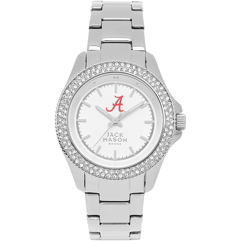 Jack Mason League NCAA Glitz Womens Watch Alabama Crimson Tide - Jack Mason League Watches - Fashion Accessories, Watches