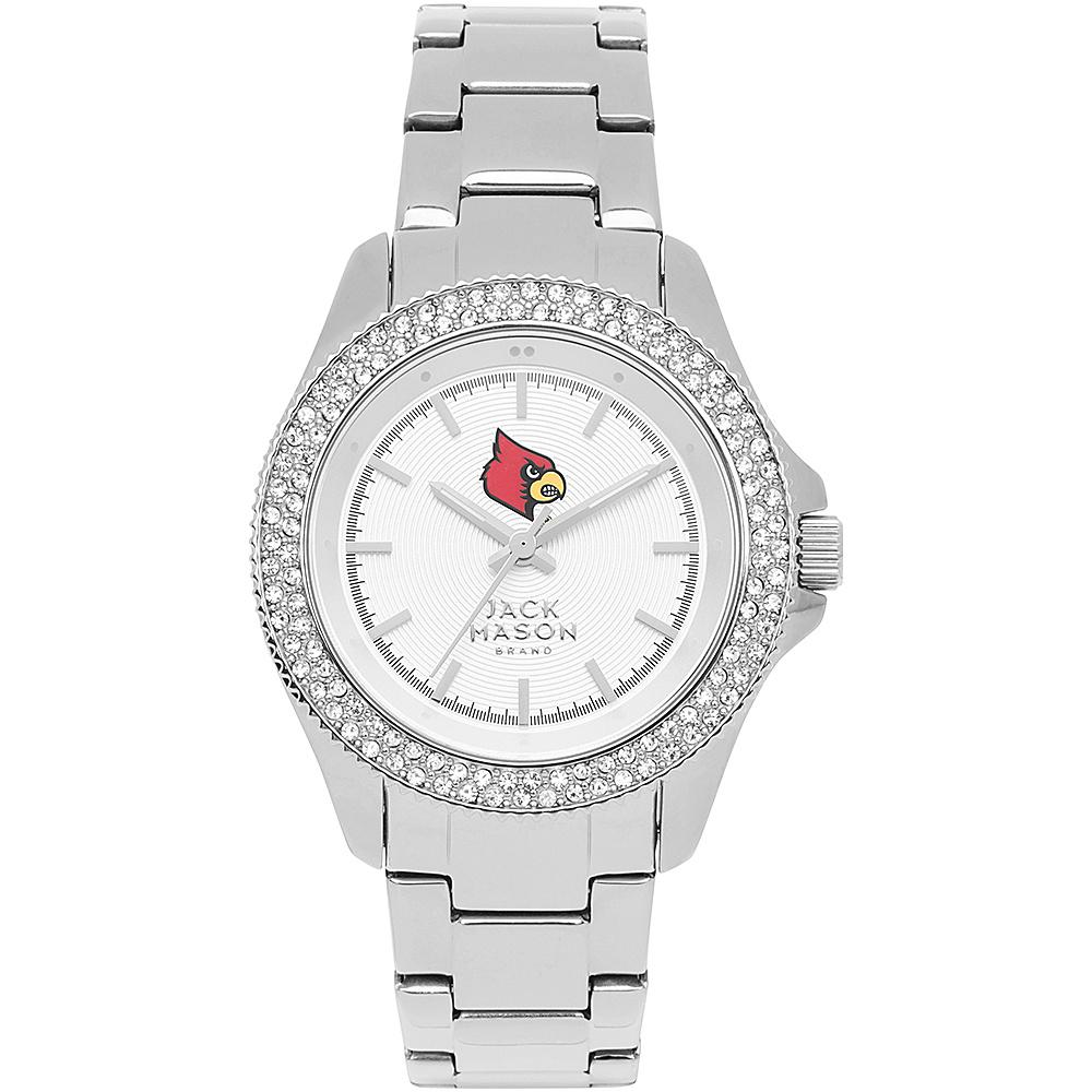 Jack Mason League NCAA Glitz Womens Watch Louisville Cardinals - Jack Mason League Watches - Fashion Accessories, Watches