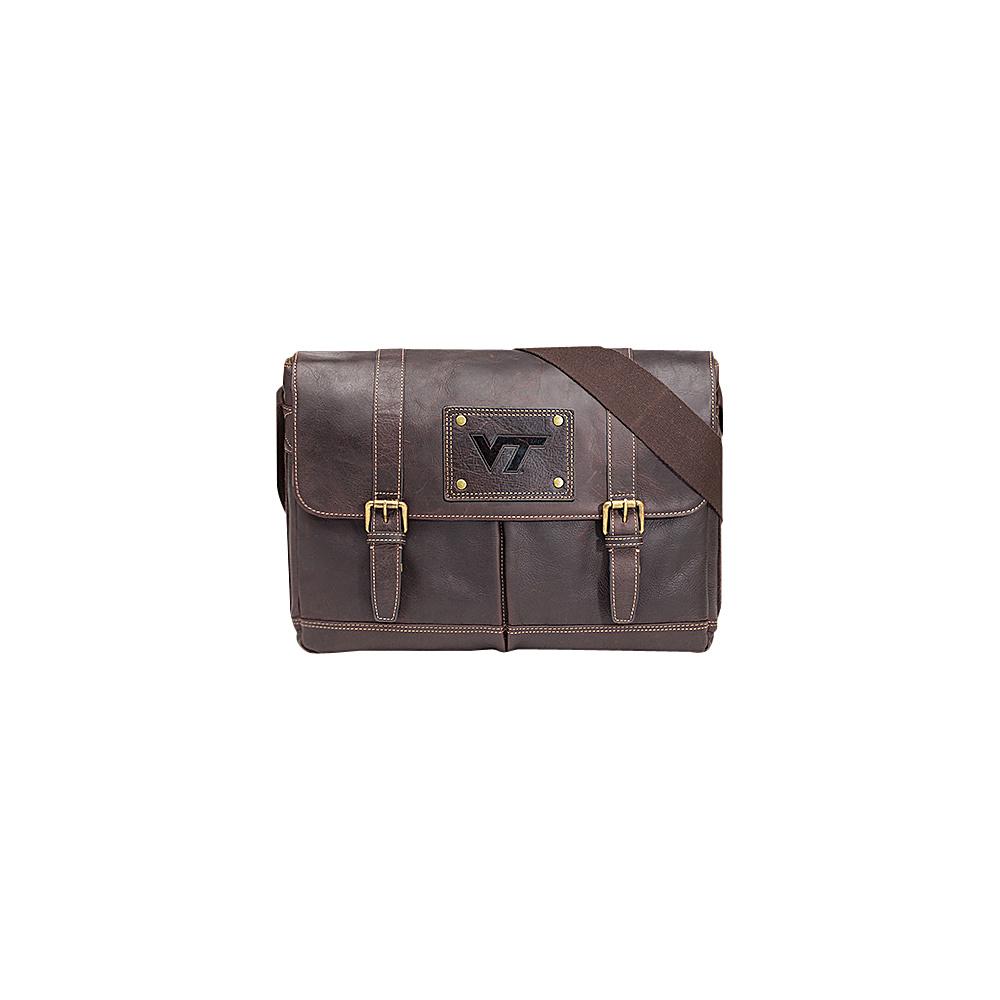 Jack Mason League NCAA Gridiron Messenger Bag Virginia Tech Hokies - Jack Mason League Messenger Bags - Work Bags & Briefcases, Messenger Bags
