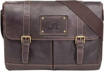 Jack Mason League NCAA Gridiron Messenger Bag Alabama Crimson Tide - Jack Mason League Messenger Bags