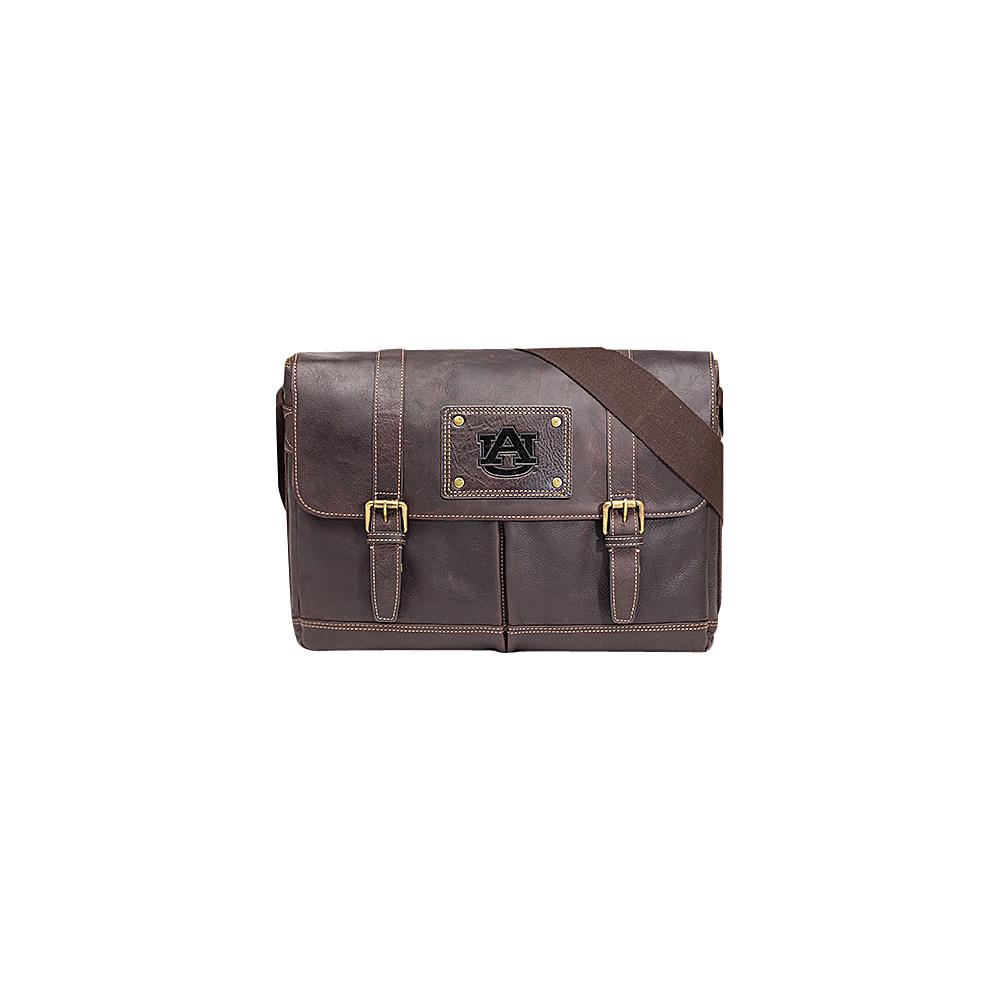 Jack Mason League NCAA Gridiron Messenger Bag Auburn Tigers - Jack Mason League Messenger Bags - Work Bags & Briefcases, Messenger Bags
