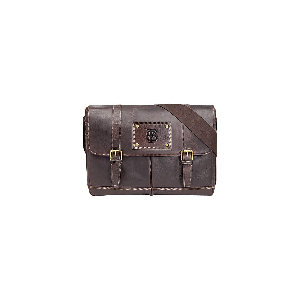 Jack Mason League NCAA Gridiron Messenger Bag Florida State Seminoles - Jack Mason League Messenger Bags - Work Bags & Briefcases, Messenger Bags
