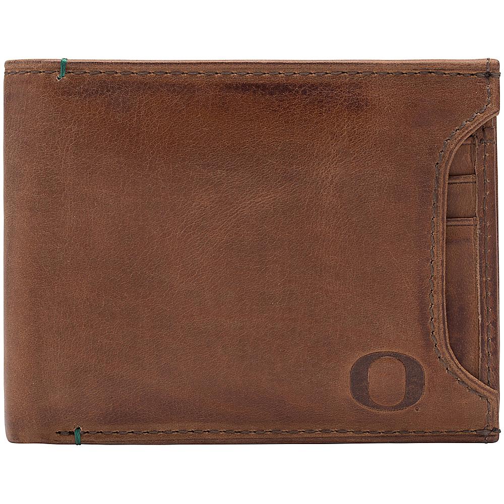 Jack Mason League NCAA Campus Bifold 2 in 1 Oregon Ducks - Jack Mason League Mens Wallets - Work Bags & Briefcases, Men's Wallets