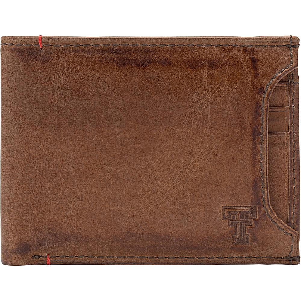 Jack Mason League NCAA Campus Bifold 2 in 1 Texas Tech Red Raiders - Jack Mason League Mens Wallets - Work Bags & Briefcases, Men's Wallets