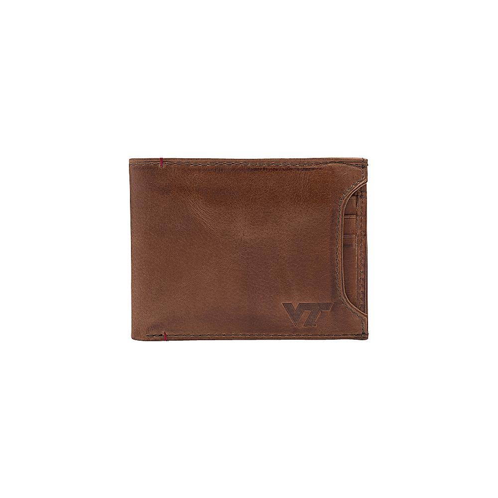Jack Mason League NCAA Campus Bifold 2 in 1 Virginia Tech Hokies - Jack Mason League Mens Wallets - Work Bags & Briefcases, Men's Wallets