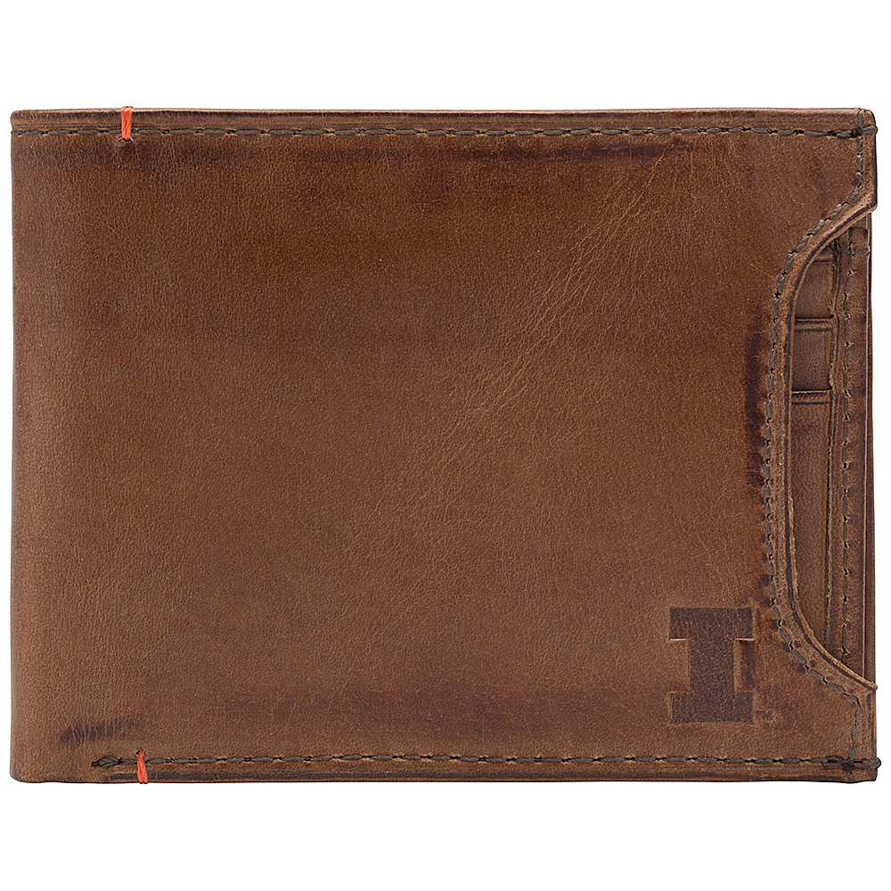 Jack Mason League NCAA Campus Bifold 2 in 1 Illinois Fighting Illini - Jack Mason League Mens Wallets - Work Bags & Briefcases, Men's Wallets