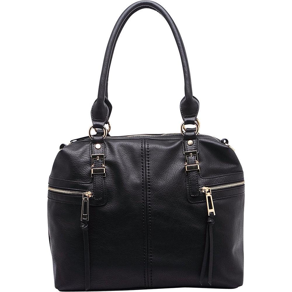 MKF Collection by Mia K. Farrow Chindel Tote Black - MKF Collection by Mia K. Farrow Manmade Handbags - Handbags, Manmade Handbags