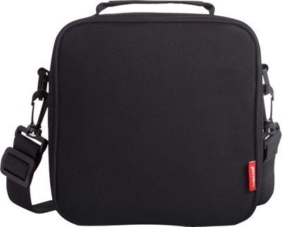 Valira Nomad Compact Lunch Bag Black - Valira Travel Coolers