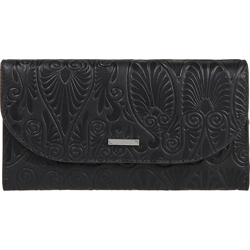 Lodis Denia Cami Clutch Wallet Black - Lodis Womens Wallets - Women's SLG, Women's Wallets