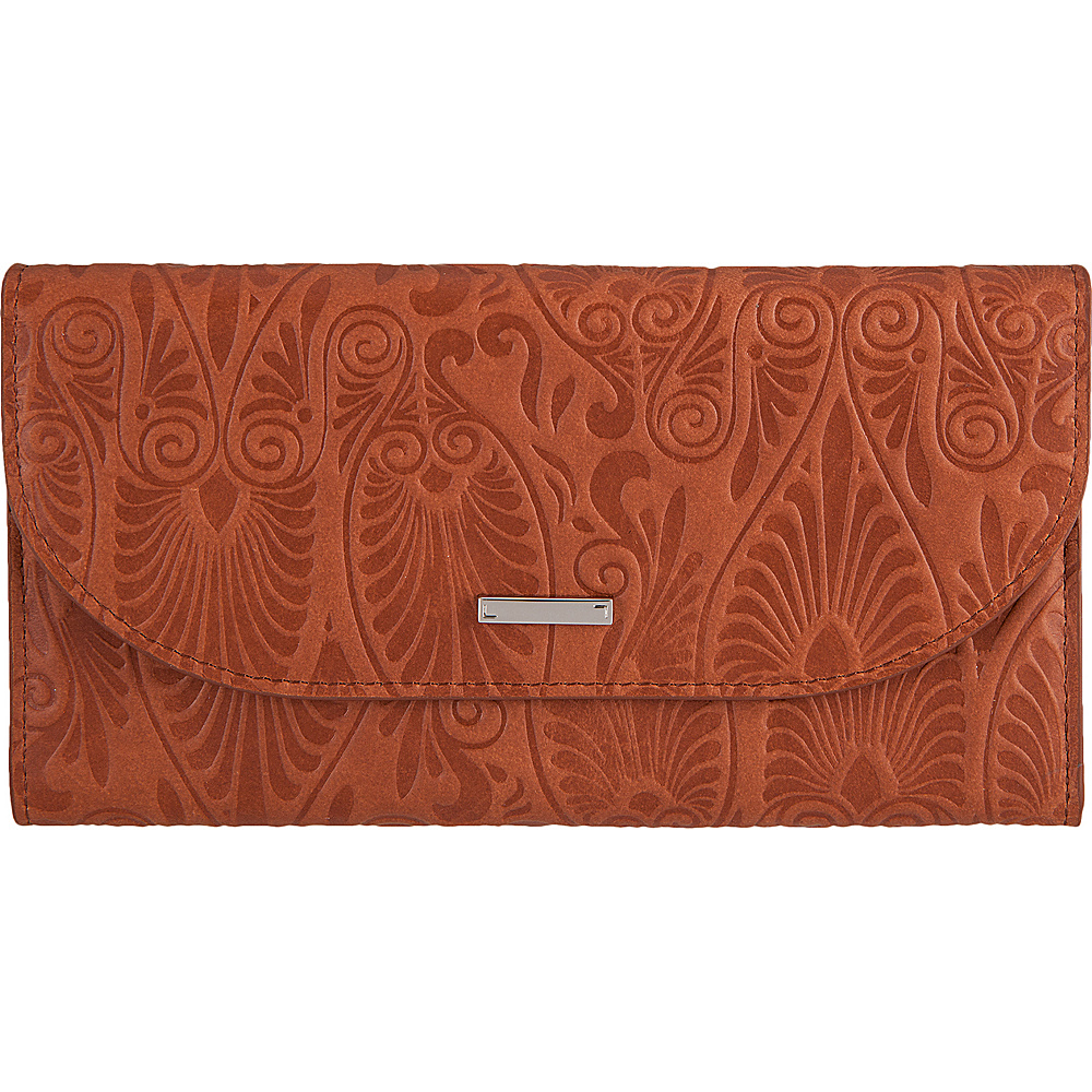 Lodis Denia Cami Clutch Wallet Toffee - Lodis Womens Wallets - Women's SLG, Women's Wallets