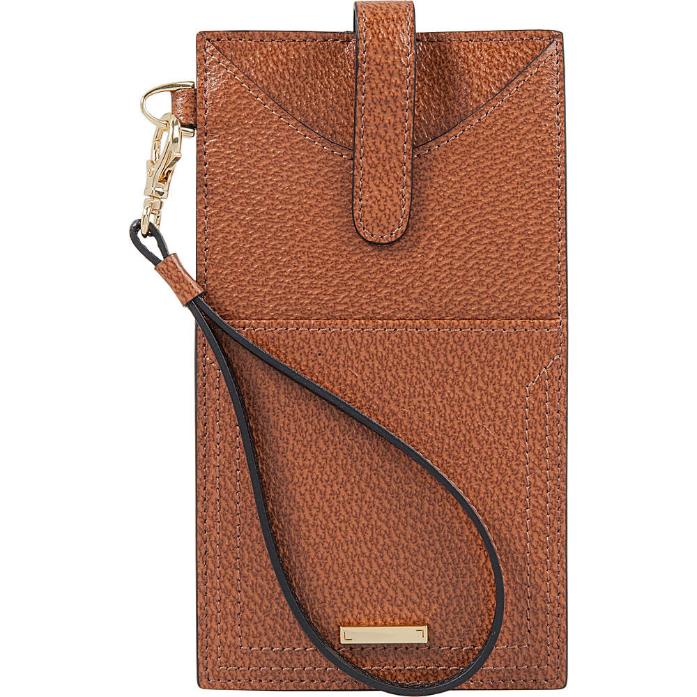 Lodis Stephanie Under Lock & Key Ingrid Phone Wallet Chestnut - Lodis Womens Wallets - Women's SLG, Women's Wallets