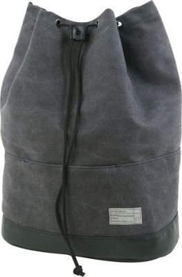 HEX Range Canvas Backpack Supply Charcoal - HEX Laptop Backpacks