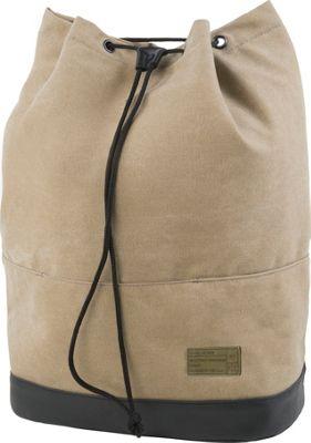 HEX Range Canvas Backpack Infinity Khaki - HEX Laptop Backpacks