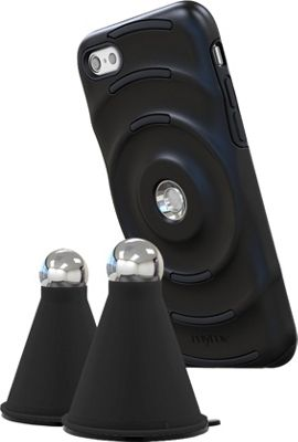 Unity MyMe Unity System + Extra Cradle for iPhone 7 Black - Unity Electronic Cases
