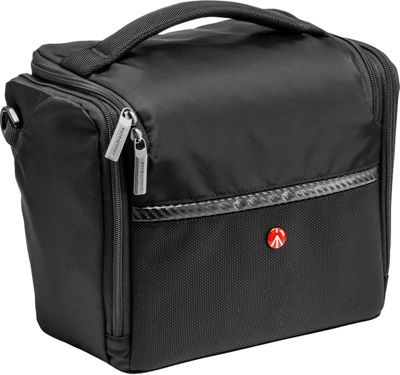 Manfrotto Bags Advanced Shoulder Bag Black - Manfrotto Bags Camera Cases