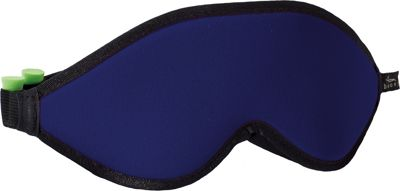 Bucky Blockout Shade Eye Mask Navy - Bucky Travel Comfort and Health