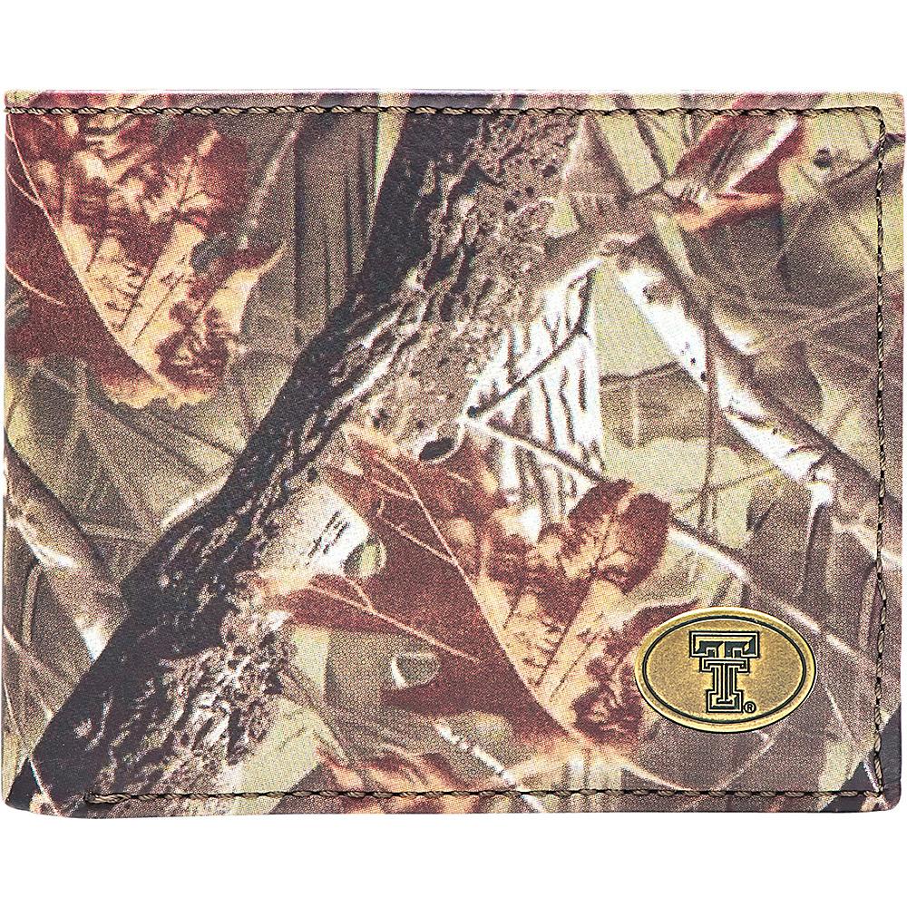 Jack Mason League NCAA Legacy Camo Traveler Bifold Wallet Texas Tech - Jack Mason League Mens Wallets - Work Bags & Briefcases, Men's Wallets